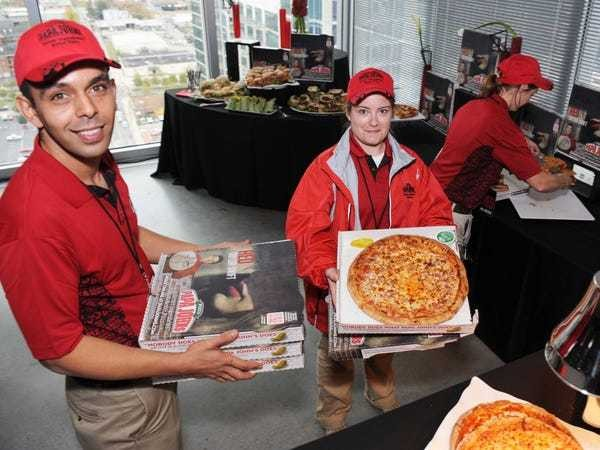 Here's how much it costs to open a Papa John's restaurant - Business Insider
