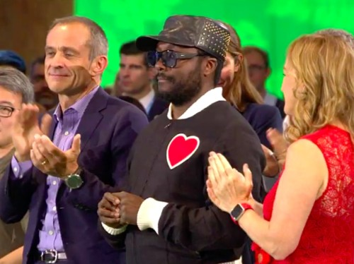 Will.i.am implores techies to volunteer at schools: 'Geeks could change inner cities forever'