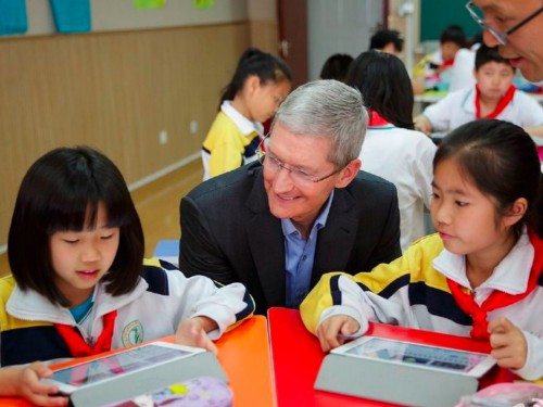 China is investigating whether Apple products are a security threat