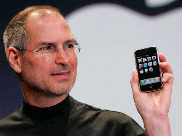This is what the 'i' in 'iPhone' stands for - Business Insider