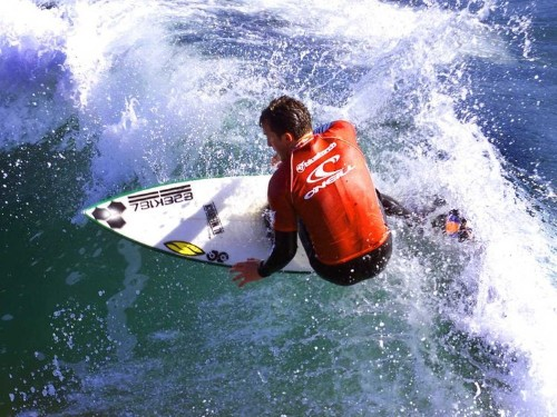 HEDGE FUND: Hiring This Pro Surfer To Represent Us Will Be The 'Trojan Horse Of Our Investment Strategy'