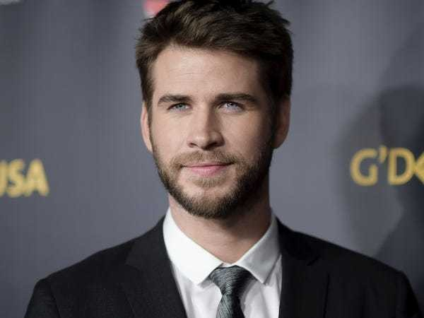 Liam Hemsworth just learned what it means to post a thirst trap - Business Insider