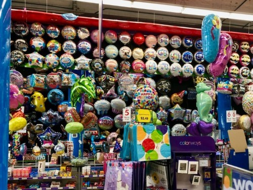 Party City closing 55 stores as helium shortage affects sales