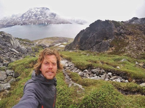 Man quit his job to walk from the Netherlands to NYC - Business Insider