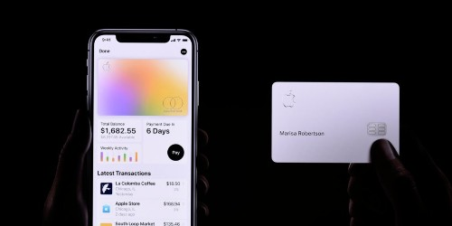 Apple Card is now offering 3% rewards on purchases made at Walgreens