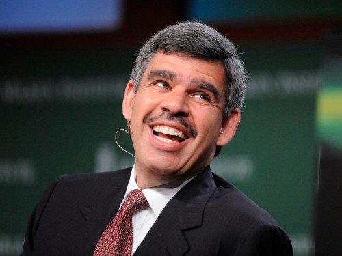 EL-ERIAN: Saying stocks had 'their worst year since 2008' only tells a tiny part of the story
