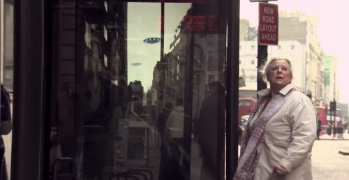 A New Pepsi Ad Shocks Londoners Waiting At The Bus Stop