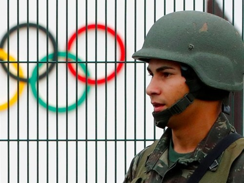 Brazil arrests group plotting 'acts of terrorism' before Olympics