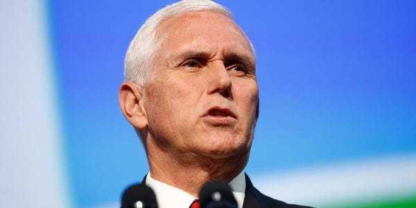Parnas: Pence didn't attend Zelensky inauguration because Ukraine didn't announce Biden ... - Business Insider