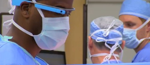 Here's How Google Glass Could Transform Visits To The Doctor Office