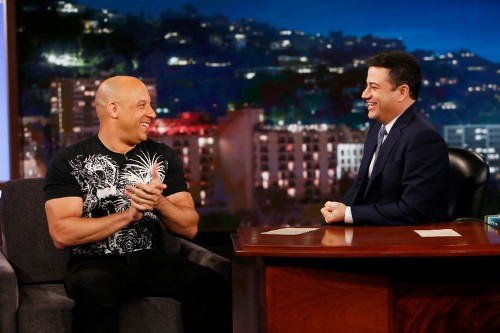 Vin Diesel hints 'Fast and Furious 8' may take place in NYC