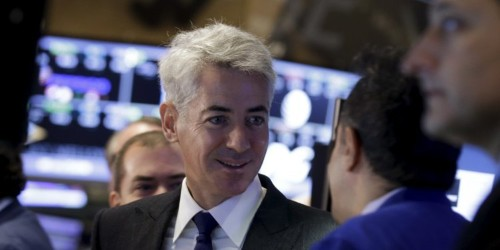 Bill Ackman's hedge fund reveals new stake in Warren Buffett's Berkshire Hathaway