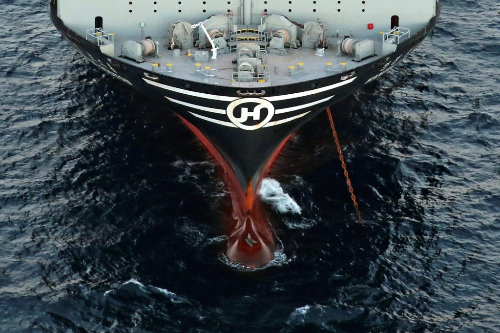 Logistics - Magazine cover