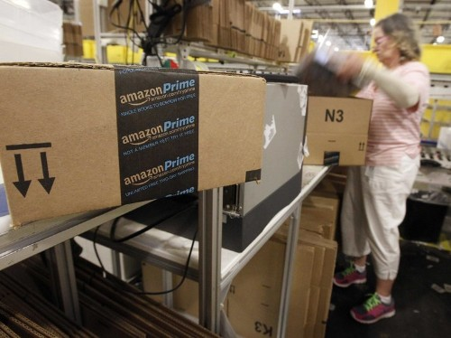 Amazon Has Patented A System For Shipping Your Stuff Before You Order It