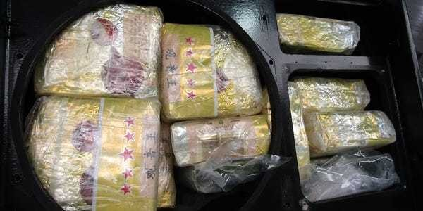 Australia police seize nearly $1 billion of meth hidden in speakers - Business Insider