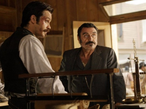'Deadwood' is coming back to HBO after 10 years for a movie, and fans are thrilled