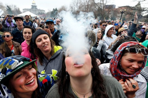 Cops are freaking out about a new type of marijuana — users say it just gets you really high