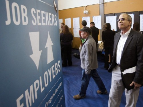 The low unemployment rate in the US has created 'worker deserts'