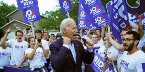 Democratic voters don't care that Joe Biden is a gaffe machine, yet
