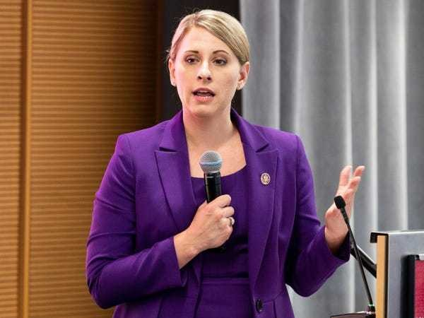 Ex-Rep. Katie Hill on fallout of alleged revenge porn leak - Business Insider