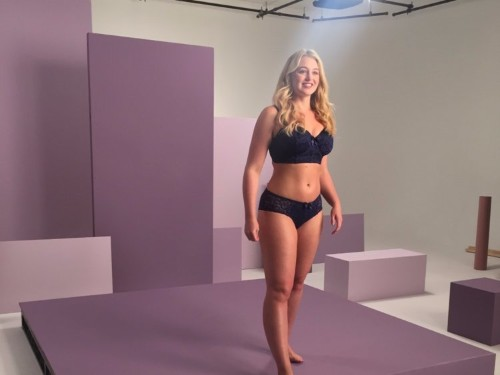 Victoria's Secret's main competitor is releasing a lingerie commercial that's unlike anything we've ever seen