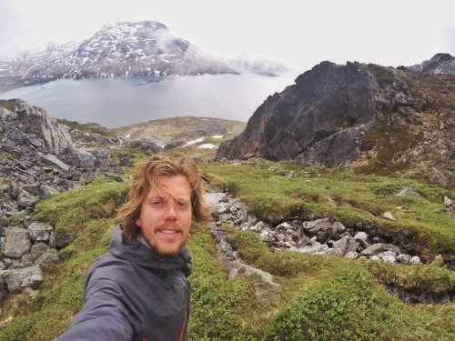 This 32-year-old quit his job to spend over 6 months walking from the Netherlands to New York City