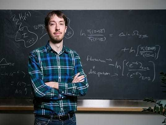 This physicist has a groundbreaking idea about why life exists - Business Insider