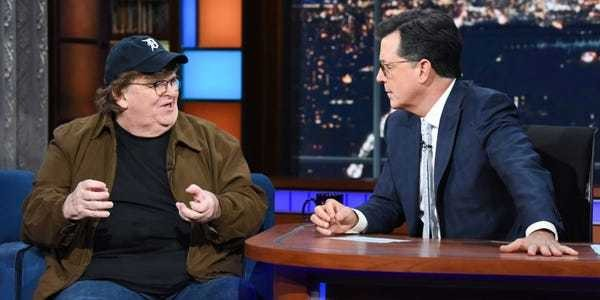 Michael Moore gives details on his anti-Trump documentary and shares the release date - Business Insider
