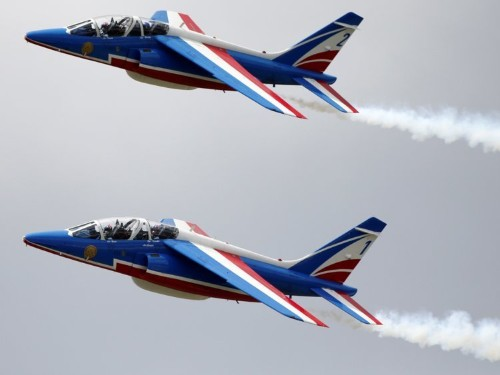 Here are 19 aircraft from around the world at the Paris Air Show