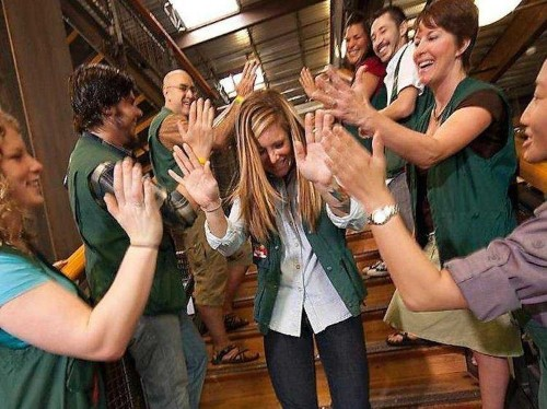 The 25 Most Enjoyable Companies To Work For