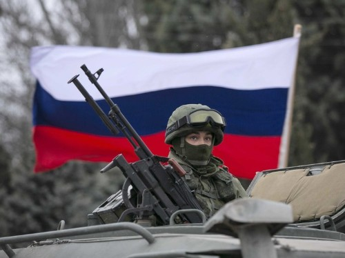 The Pentagon Stops Military Engagements With Russia