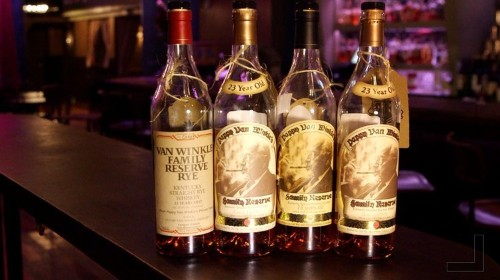 There's a 'blue book' that tells whiskey enthusiasts how much they should be paying for rare bottles