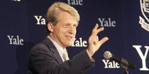 Investing advice from Robert Shiller: How to avoid market bubbles - Business Insider