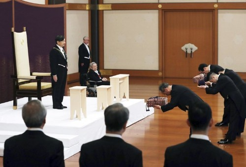 Japan began the Reiwa period after Emperor Naruhito ascended the throne — here's how it names its imperial eras