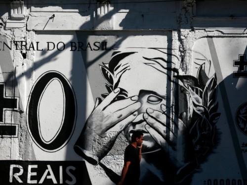 Brazil has an easy money problem