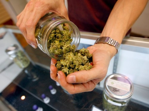 Companies are quietly patenting marijuana, and it could lead to a messy legal future