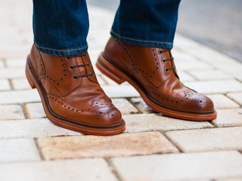 The only 3 boots men need for fall