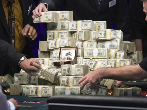 Here's Why The Government Is Filing Lawsuits Against Huge Piles Of Money