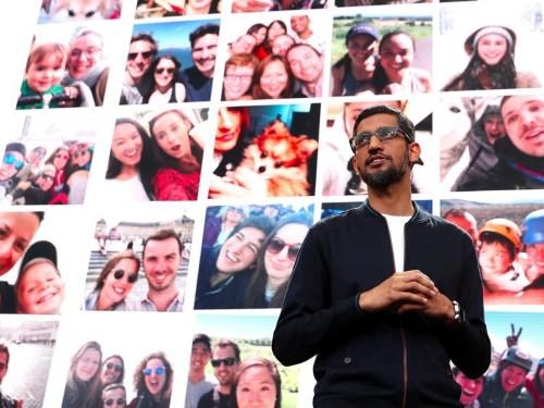 Google CEO Sundar Pichai explains how important cloud computing is to the company's future