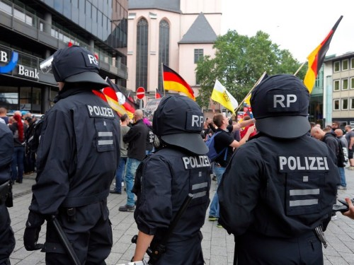 German minister: There are 500 'potential attackers' in Germany who pose 'a real and present danger'