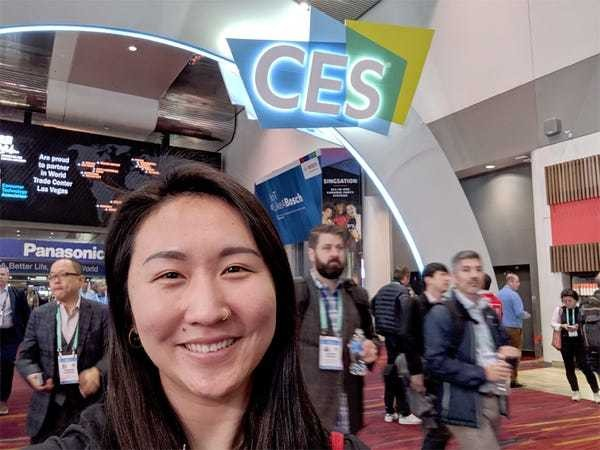 First time at CES tech show: What to expect & the coolest things I saw - Business Insider