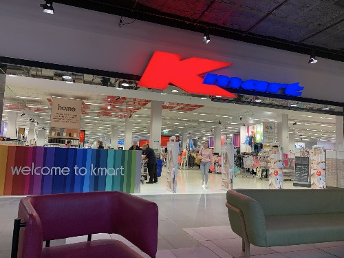 There's an Australian Kmart that has nothing to do with the US store