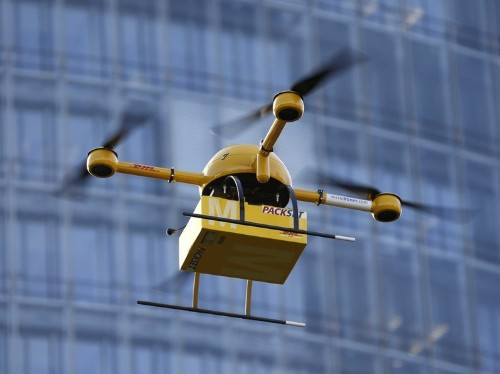 Drone deliveries in cities won't take off - here's why
