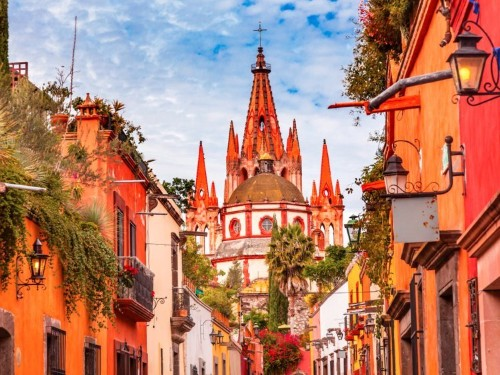 25 photos that show why San Miguel de Allende was named the best city in the world