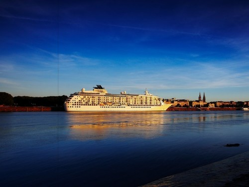 People are buying second homes on cruise ships