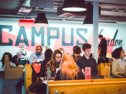 Google has launched a new UK startup competition