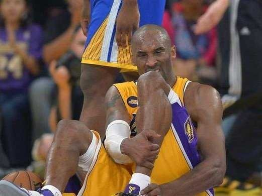 Kobe Bryant Did Some Serious Soul-Searching On Facebook After His Season-Ending Injury