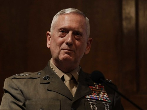 Here's how the Marine Corps' favorite general could become president