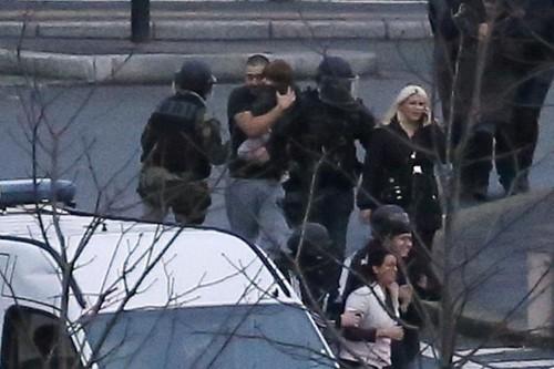 Paris Hostages Survived Hidden In Fridges And Beneath Sinks