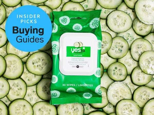 The best face wipes you can buy - Business Insider